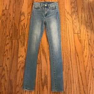 Urban Outfitters BDG high rise twig jean size 24